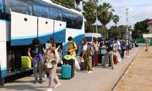 นักเรียนทุน กลับจากอิตาลี 83 คน กลับบ้านแล้ว!