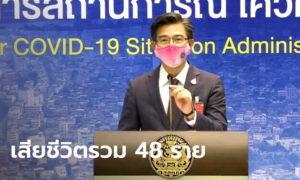 โควิด-19 ในไทย รวมป่วยสะสม 2,811 ราย เสียชีวิตอีก 1 ราย!
